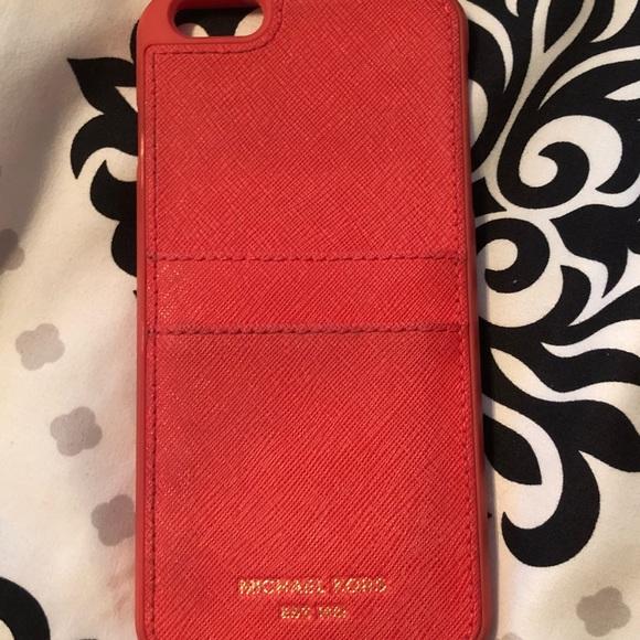 Michael Kors Accessories - Michael Kors iPhone 6+ case